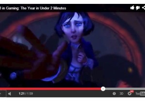 2013 in Gaming: The Year in Under 2 Minutes [Video]