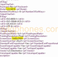 Was the LG G4 revealed by a User Agent profile?