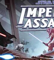 Imperial Assault board game from Fantasy Flight Games