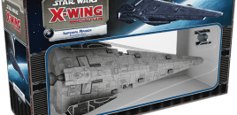 New Star Wars Ship Imperial Raider Coming to X-Wing Miniatures