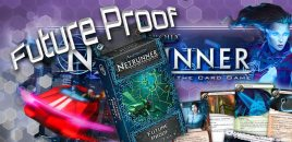 Future Proof Data Pack for Android Netrunner (Genesis 6)