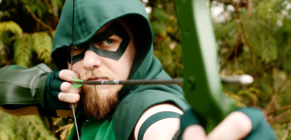 Green Arrow by Test Subject B Cosplay