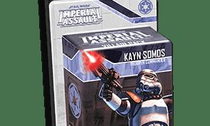 Kayn Somos Villain Pack for Star Wars Imperial Assault