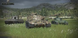 World of Tanks Coming to Playstation 4 Preview (Video)