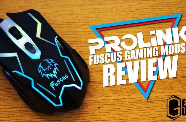 Prolink Fuscus Cover