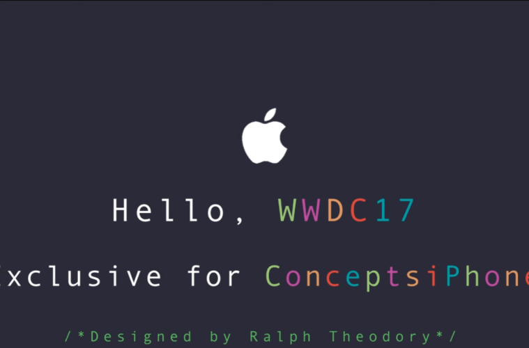 iOS 11 Concept by Ralph Theodory for WDDC 2017