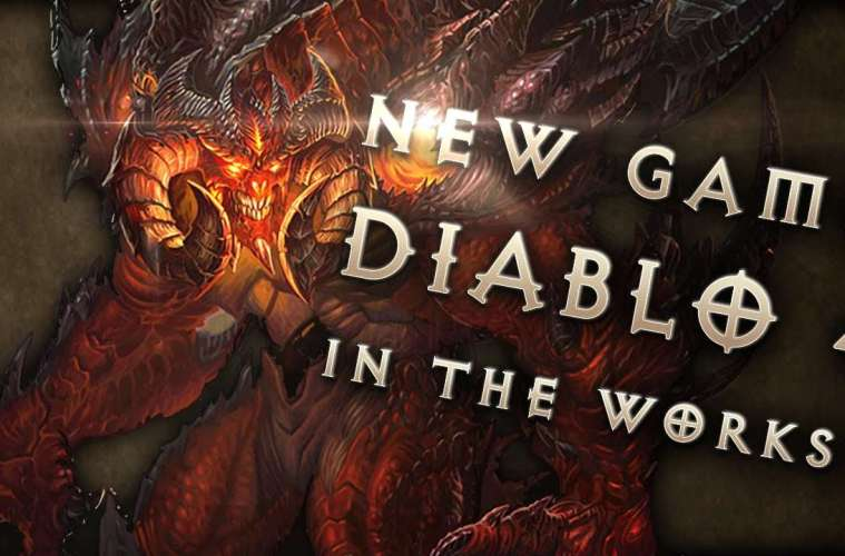 "Blizzard Job Listing Imparts New ""Diablo"" Game"