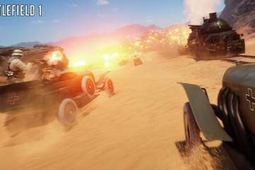 Battlefield 1 Beta Will End on 8th September