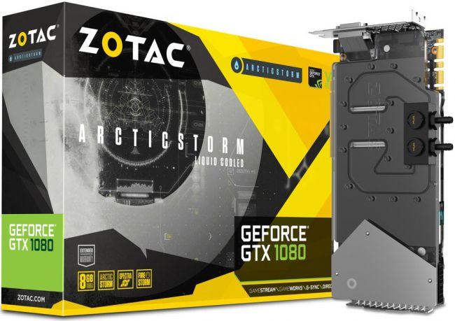 Zotac GeForce GTX 1080 ArcticStorm
