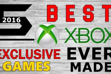 5 Best Xbox Exclusives Ever Made
