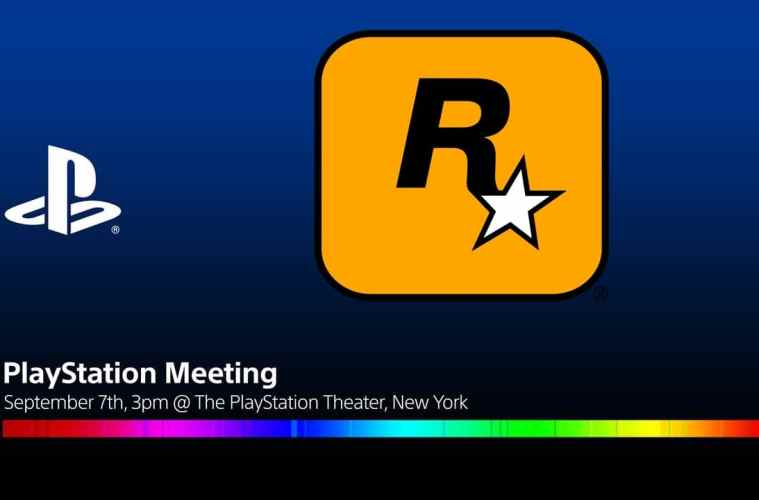 Rumor: Rockstar to Reveal Something New at Sony's PlayStation Meeting