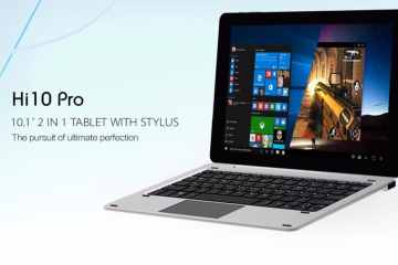 CHUWI Hi10 Pro: A $180 Fusion of Ultrabook PC And Android Tablet