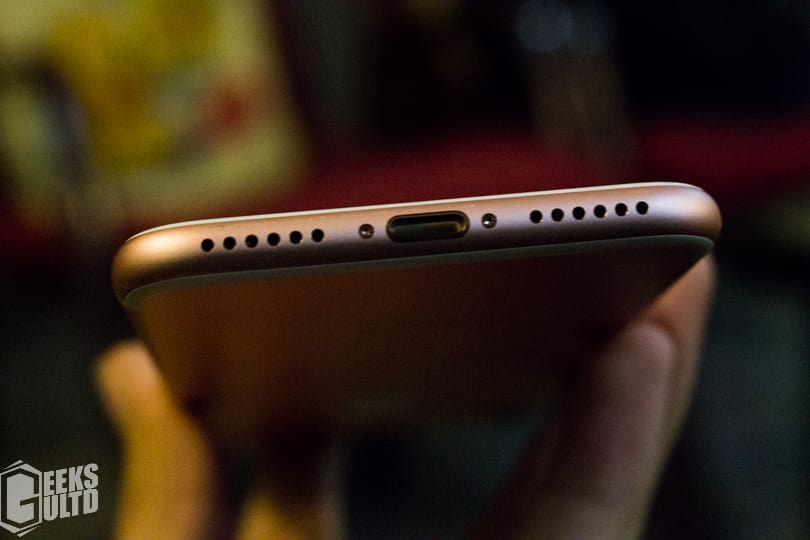 Apple iPhone 7 Hands-on: No Headphone Jack