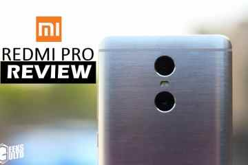 Xiaomi Redmi Pro Review Featured Image