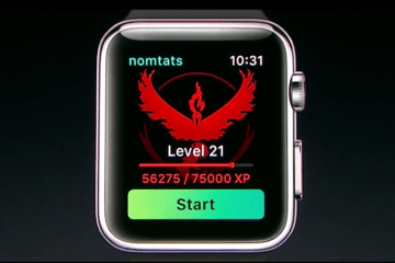 Pokémon Go on Apple Watch Coming Soon