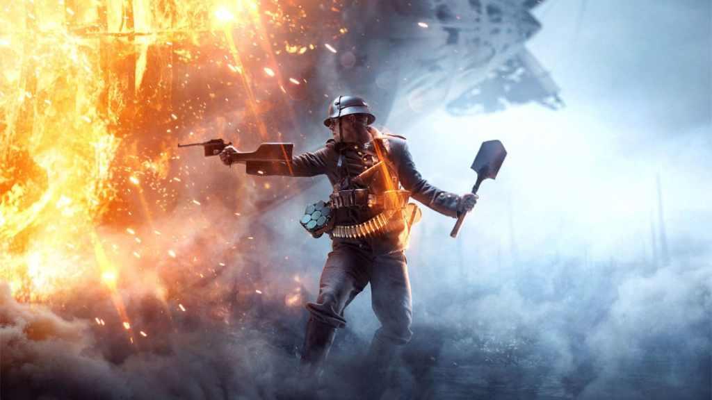 Battlefield 1 Size