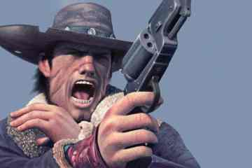 Rockstar Games' Red Dead Revolver Now Available on PlayStation 4 - Trophies Supported
