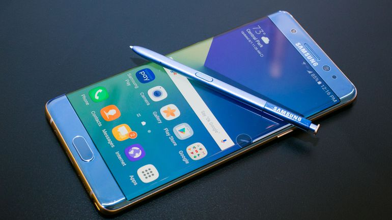 Samsung Galaxy Note 7 Officially Discontinued