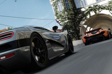Forza Motorsport 7 Announced Early by Fanatec, A Racing-Wheel Manufacturer