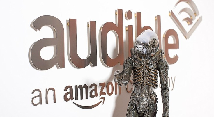 Alien: Out of the Shadows Audiobook Released 26th April