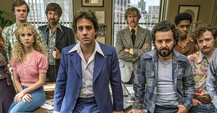 HBO Cancels 70's Music Drama Vinyl