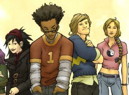 Marvel's Runaways Picked Up By Hulu