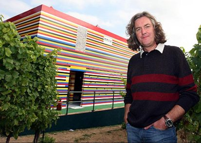 Would you live in a Lego house with James May?