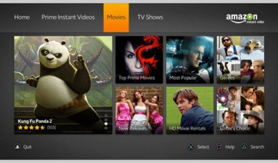 Amazon Instant Video App Arrives On PS3 Consoles (video)