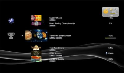 PS3 System 4.30 Update Arriving Tomorrow With Trophies And More