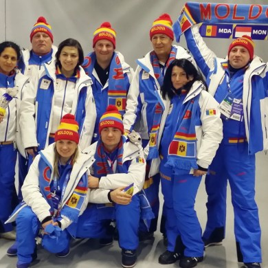 Olympic-Team Moldova