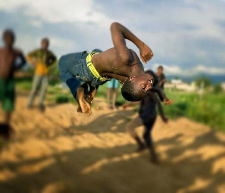 Jogos infantis africanos