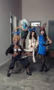 Nova geração de drag queens discute a questão dos gêneros e protagoniza websérie