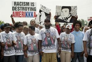 Estudo revela que 50% das vítimas de homicídio nos EUA é negra