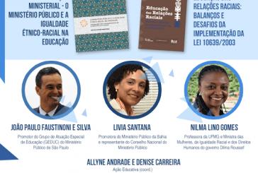 """Guia """"O  Ministério Público e a Igualdade Étnico-Racial na Educação"""""""