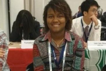 Orgulho! Lorrayne Isidoro ficou em 18º lugar em Olimpíada Internacional de Neurociências
