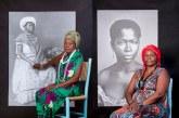 Fotógrafa propõe vinculo entre negras de hoje e africanas que viveram no Brasil