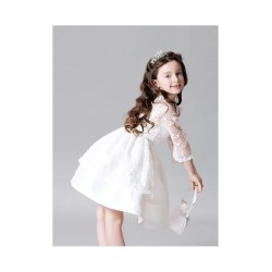 Small Crop Of White Flower Girl Dresses