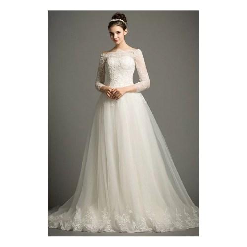 Medium Crop Of Classic Wedding Dresses