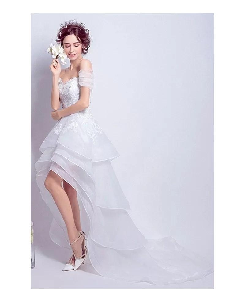 Fullsize Of Off The Shoulder Wedding Dress