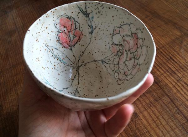 tea cup - pellizco flowers