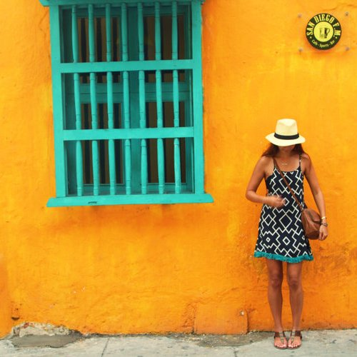 Cloudy Cartagena: Forever shining