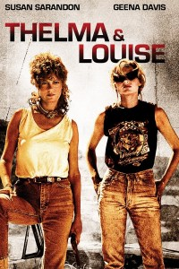 Thelma & Louise film poster 1991