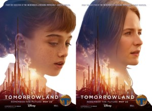 Tomorrowland film 2015