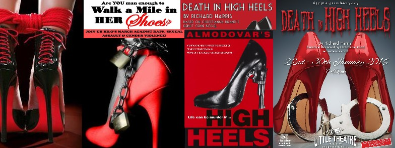 GAS Life Can be Murder in High Heels, Fetish of Clothing & Uniform