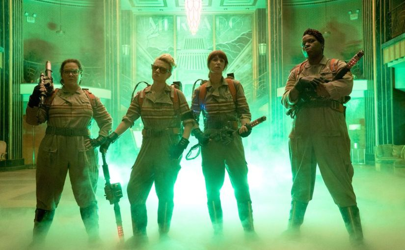 Are Men or Women Funniest? Germaine Greer & Ghostbusters