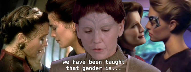 Star Trek Sexuality and Gender