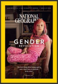 National Geographic, Gender Revolution, cover