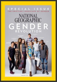 National Geographic, 'Gender Revolution', January 2017