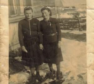 Siudak girls from the files of the genealogy translator