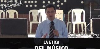 La ética del músico - Juan Carlos Perez